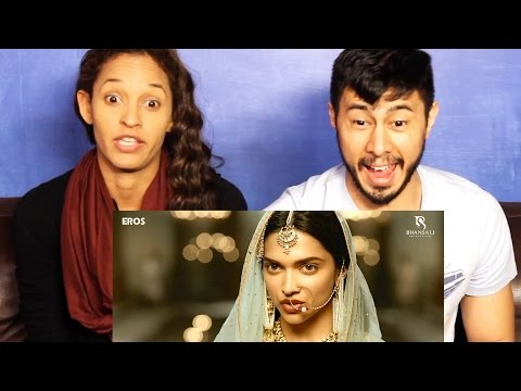 Thumbnail: BAJIRAO MASTANI trailer reaction re-uploaded (accidentally deleted)