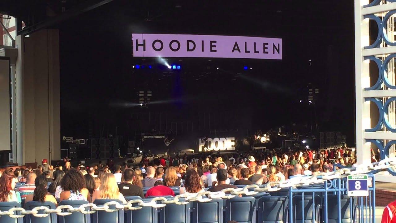 Hoo Allen Live At Walnut Creek Amphitheater Raleigh Nc July 18