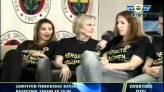 Ivana Matovic ile Eğlenceli Anlar - Overtime Programı [FB TV]