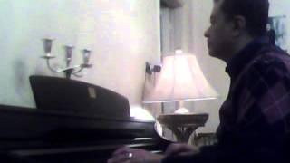بكلمة منك .. شيرين .. موسيقى على بيانو طارق بغدادى