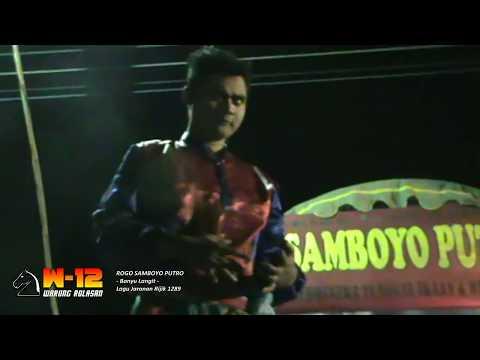 Banyu Langit - Rogo Samboyo Putro Lagu Jaranan Rijik 1289