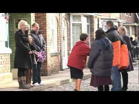 East Street Behind The Scenes - BBC Children In Need 2010