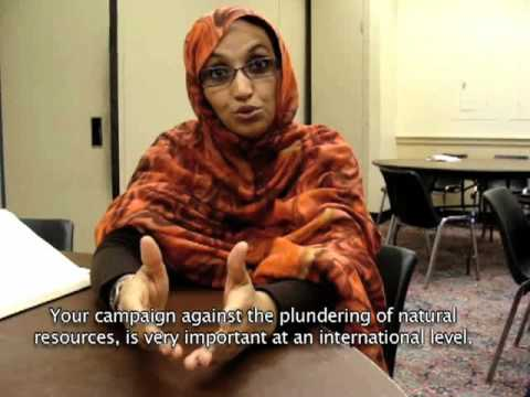 Western Sahara human rights activist denounces EU fisheries