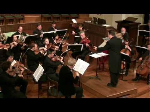 Mozart- Symphony no. 1, San Francisco Academy Orchestra, And
