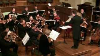 Mozart- Symphony no. 1, San Francisco Academy Orchestra, Andrei Gorbatenko