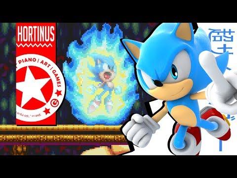 ✪ [DOWNLOAD] True Super Sonic Blue Mod | Sonic Mania |  A Smol Mod (1080p @60FPS) ✪