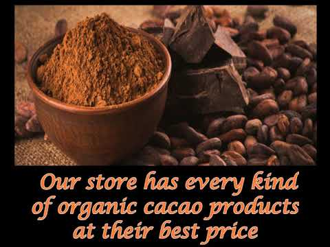 Choose the Leading Online Store to order Organic Cacao Powder in Belgium