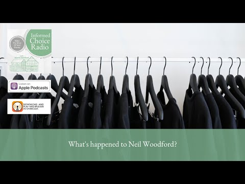 What's happened to Neil Woodford?