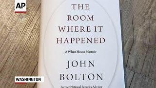 Analysis: DOJ setback as move to block Bolton book fails