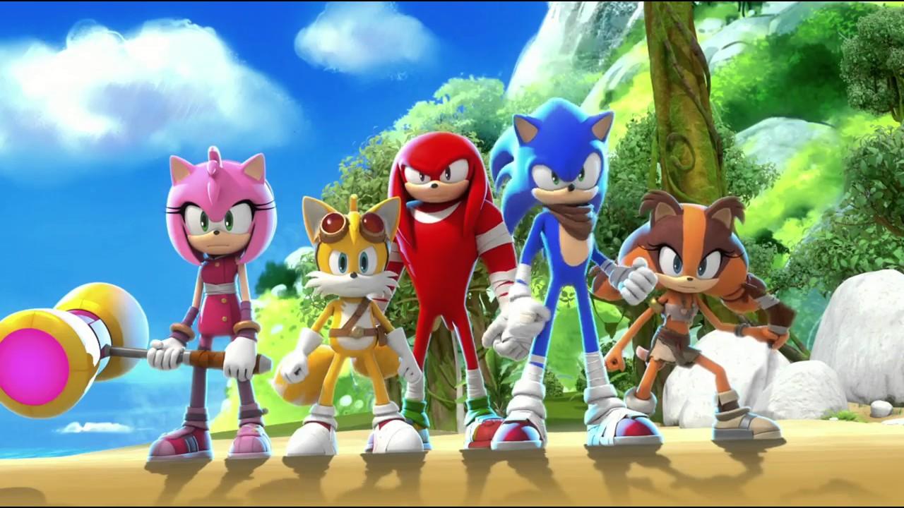 Sonic Boom - Abertura - YouTube