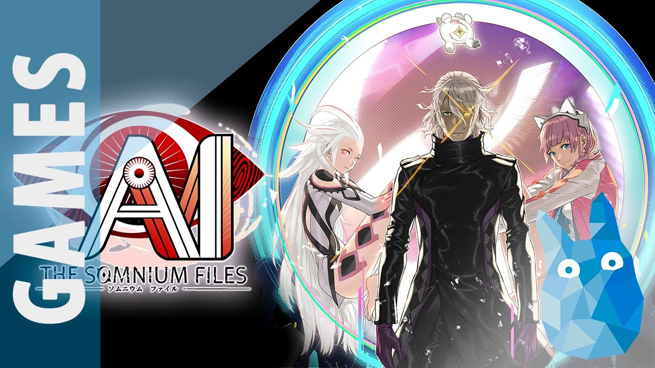 AI: The Somnium Files | El Mejor Juego de Switch de Misterio