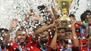 Flamengo 1 x 1 Vasco, Os Gols - Carioca 2014 Final - Flamengo Campeão