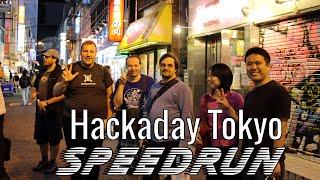 Hackaday Spends 48 Hours in Tokyo