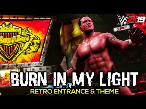 WWE 2K19 Randy Orton Burn In My Light Theme Entrance | PC Mod