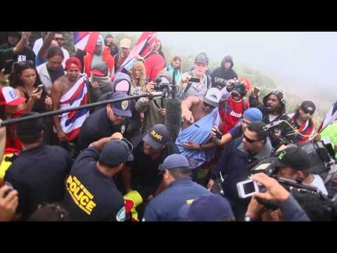 Hawaii Rising | Mauna Kea - TMT Standoff Recap- 06.24.2015