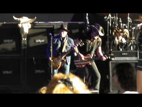 Live It Up - Ted Nugent - Burgettstown, PA - 5/19/13