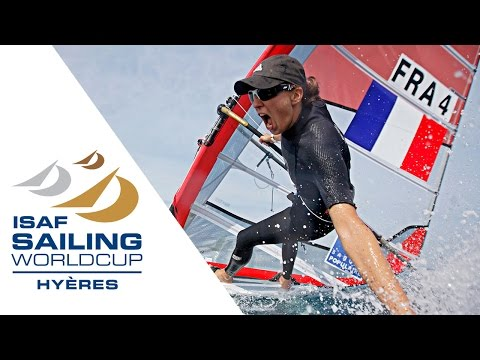 LIVE Medal Races - Hyères, ISAF Sailing World Cup