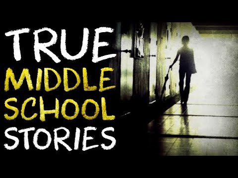8 True Creepy Middle School Stories