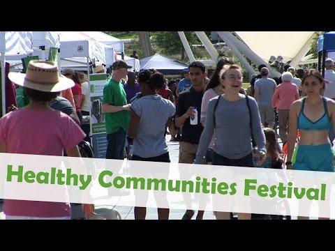 Healthy Communities Festival 2017
