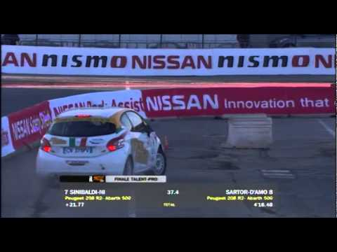 Motor Show 2014 - Finali Rally Italia Talent