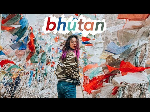 In the mysterious country of BHUTAN