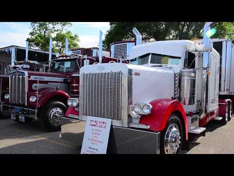 Historical Society Truck Show Video 2017 in Des Moines