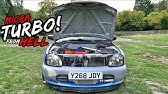 THIS CRAZY HOMEMADE *1L TURBO MICRA* IS PURE MADNESS!!