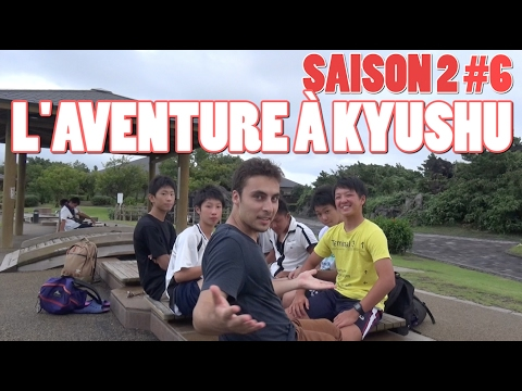 ICHIBAN JAPAN - Saison 2 Épisode 6 : L'AVENTURE À KYUSHU - Documentaire Japon