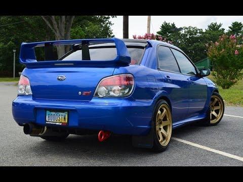 Loud Hawkeye Subaru Impreza Wrx Sti Acceleration Sound