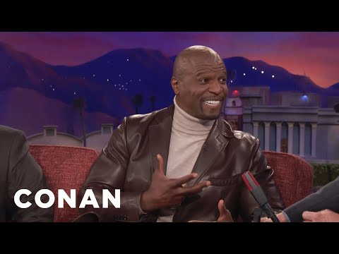 Terry Crews Shops At Sephora  - CONAN on TBS