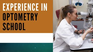 Jai discusses her experience in optometry school