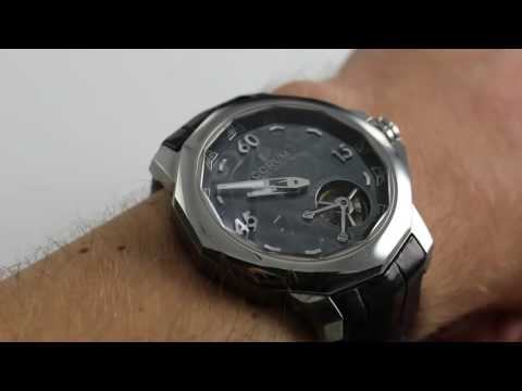 Corum Admiral's Cup Tourbillon Minute Repeater Luxury Watch Review