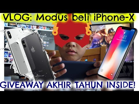 DRAMA MODUS BELI IPHONE X  TheRempongs