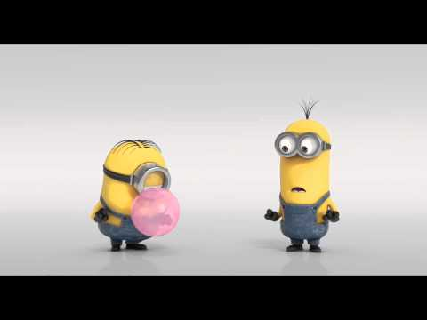 Minions | Bubble Gum