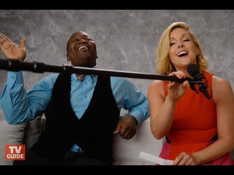 Watch Unbreakable Kimmy Schmidt's Tituss Burgess and Jane Krakowski Serenade Us
