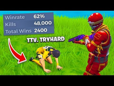 EXPOSING StreamerBTWs In Fortnite