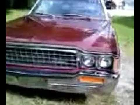 1973 Amc Ambassador Brougham 2 Door Hardtop Barn Find Net