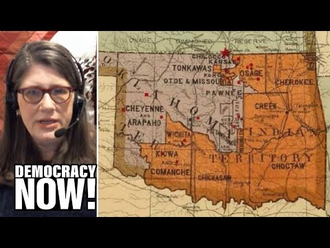 """""""Most Important Indian Law Case In Half A Century"""": Supreme Court Upholds Tribal Sovereignty In OK"""