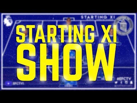 Everton v Cardiff City | Starting XI Show