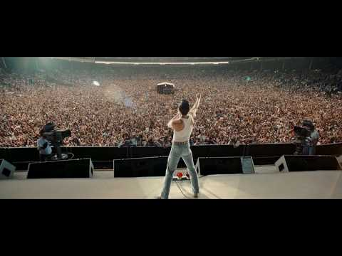 Bohemian Rhapsody Feliz Aniversario Freddie Legendado Hd