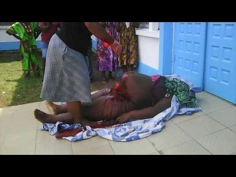 Thumbnail: Cameroon Pregnant Woman Dies As Doctors Refused To Attend To Her Because She Had No Money Koumate