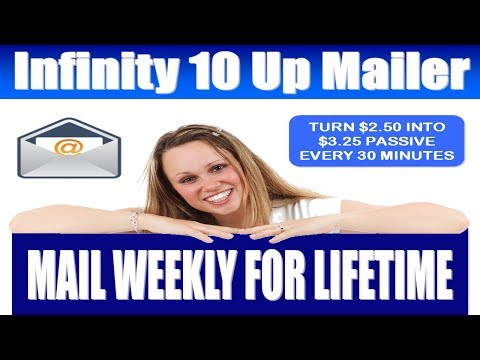Infinity10UpMailer | Buyers List Solo Ads | Crypto Investor Email List