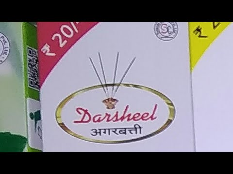 New branded DARSHEEL agarbatti profit margin
