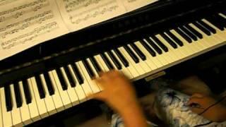 Super Junior - All My Heart (piano by losttuna