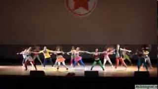 "Коллектив ""Free Dance"" (Университет машиностроения, Москва)"