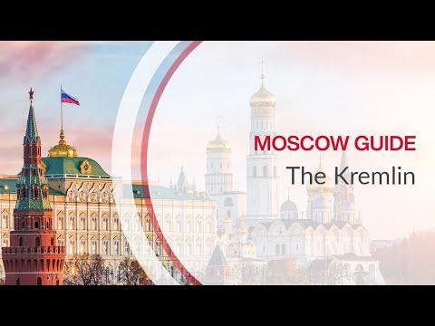 Russian Tours - Kremlin, Moscow