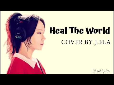 michael-jackson---heal-the-world-(-cover-by-j.fla-)-(lyrics)-🎵