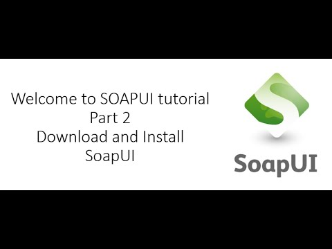 How to Download and Install Soap UI SoapUI Tutorial