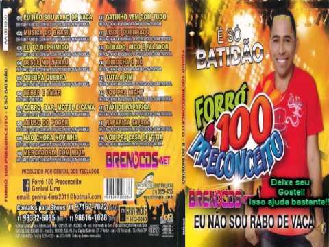 forro 100 preconceito dvd vol 4