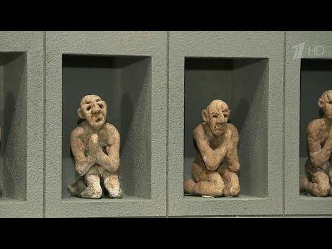 На Московской биеннале современного искусства представлены 50 работ из 11 стран.